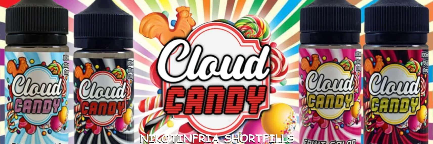 Cloud Candy Slide