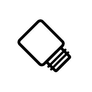 Mundstykke / Drip tip