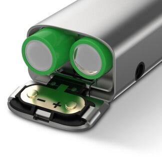 Modeller til udskiftelige batterier
