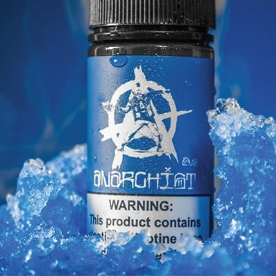Blue Anarchist