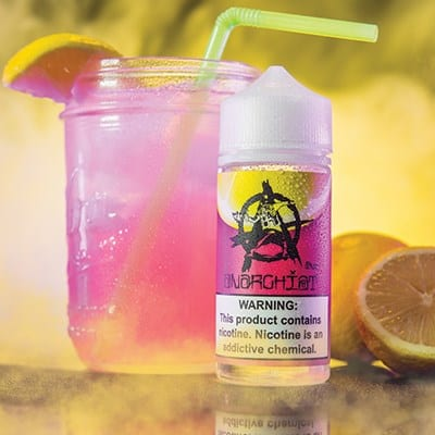 Pink Lemonade Anarchist