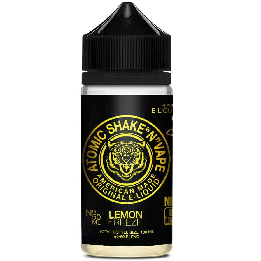 Lemon Freeze Atomic Shortfill 50ml