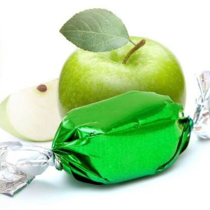 Capella Green Apple Hard Candy