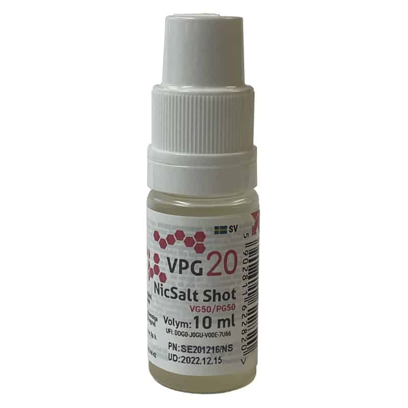Chemnovatic Nicsalt B 20mg 50vg 50pg 10ml