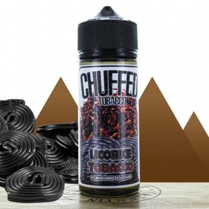 Licorice Tobacco Chuffed Shortfill 100ml