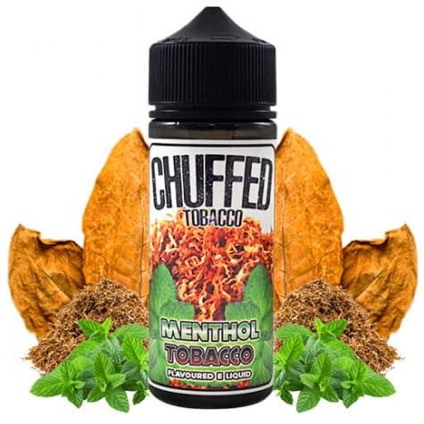Menthol Tobacco Chuffed Shortfill 100ml