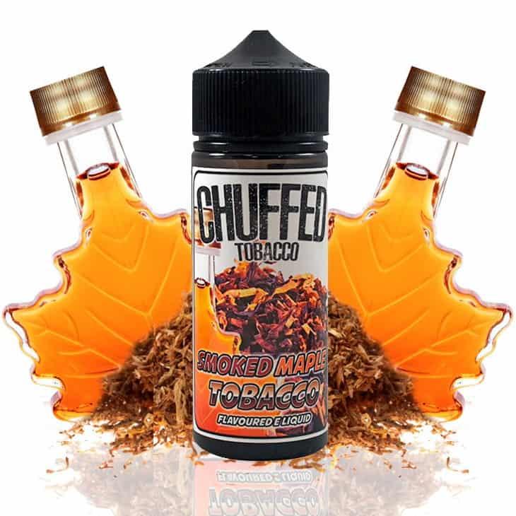 Smoked Maple Tobacco Chuffed Shortfill 100ml