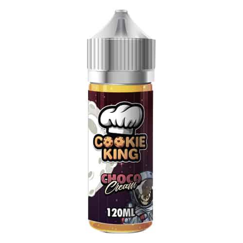 Choco Cream Cookie King Shortfill 100ml