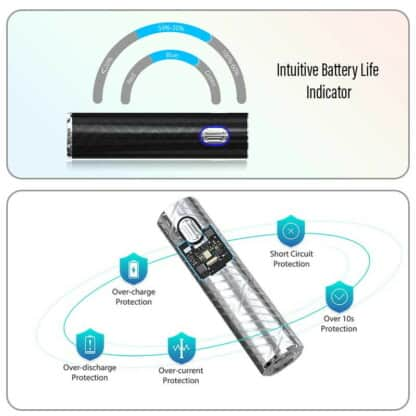 Eleaf Ijust3 Pro Battery