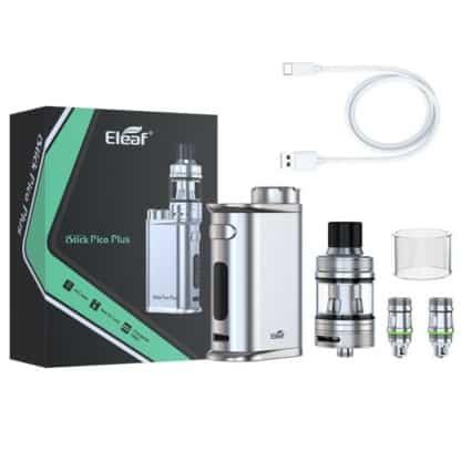 Eleaf Istick Pico Plus Kit Parts