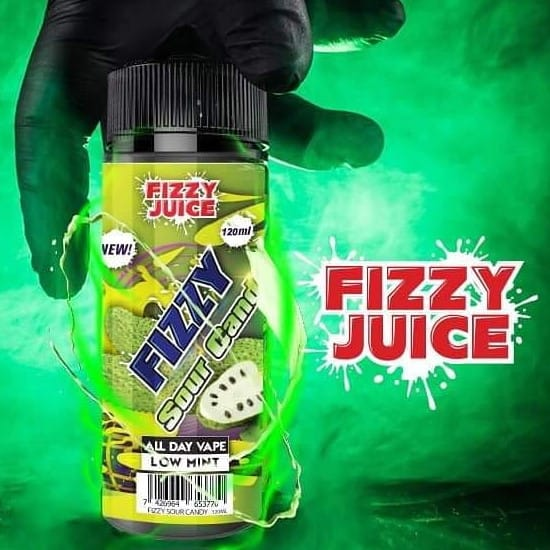 Sour Candy Fizzy Shortfill 100ml