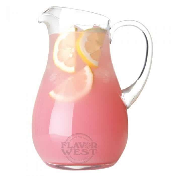 Pink Lemonade Flavor West Concentrate