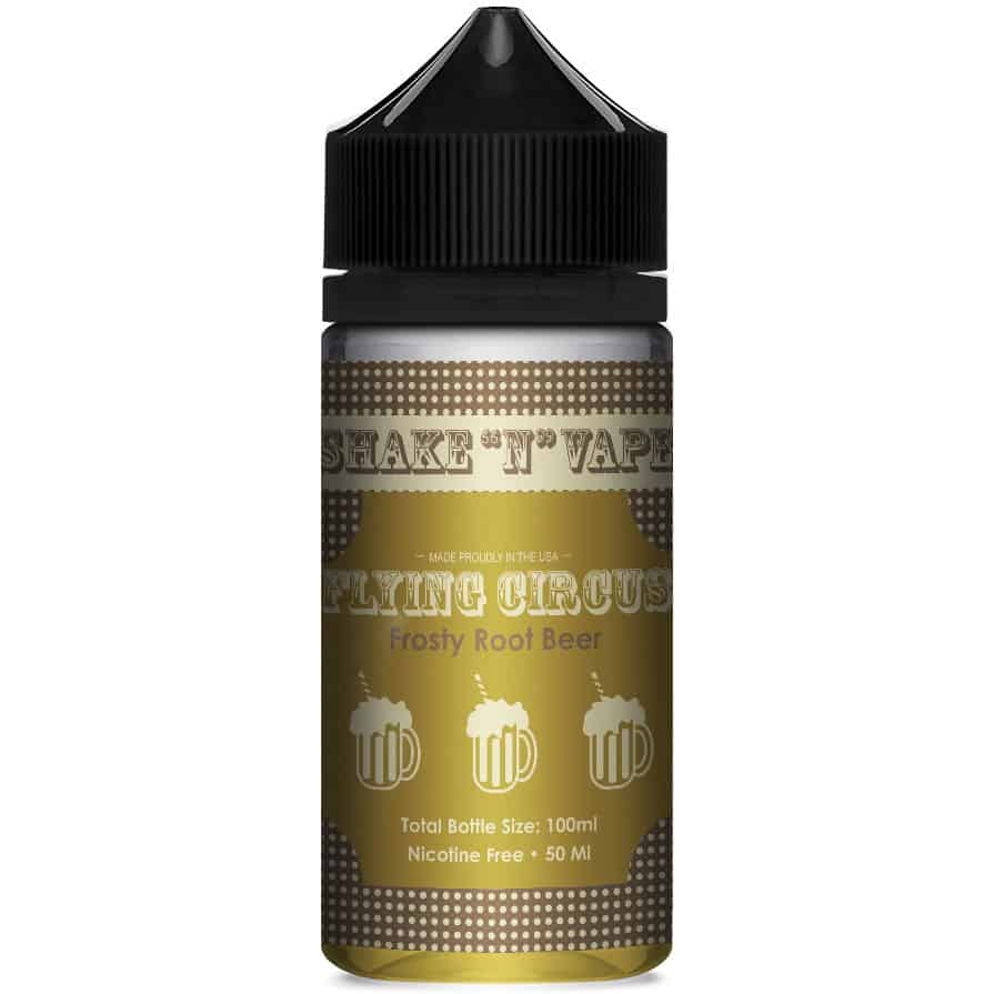 Frosty Root Beer Flying Circus Shortfill 50ml