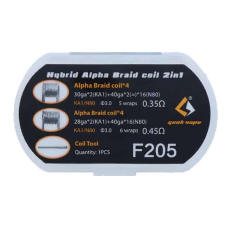 Geekvape Hybrid Alpha Braid Coil 2in1