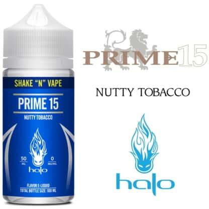 Prime 15 Halo Shortfill 50ml