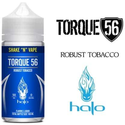 Torque 56 Halo Shortfill 50ml