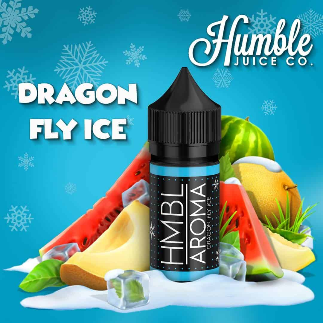 Dragon Fly Ice HMBL Aroma Humble Juice Concentrate
