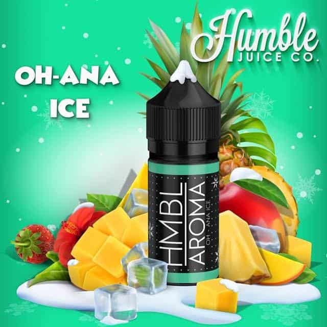 Oh-Ana Ice Hmbl Aroma Humble Juice Concentrate 30ml