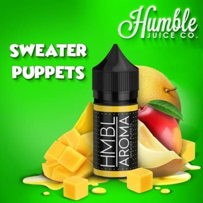 Sweater Puppets HMBL Aroma Humble Juice Concentrate 30ml