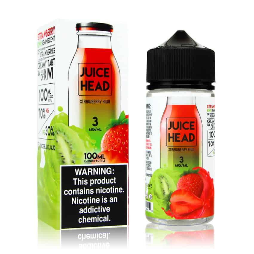 Strawberry Kiwi Juice Head Shortfill 100ml