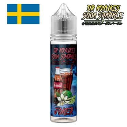 Joker Dr Koyukis Soda Sparkle Shortfill 50ml
