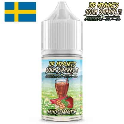 Midsummer Dr Koyukis Soda Sparkle Mtl Shortfill 10ml