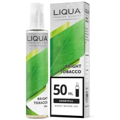 Bright Tobacco Liqua Mix And Go Shortfill