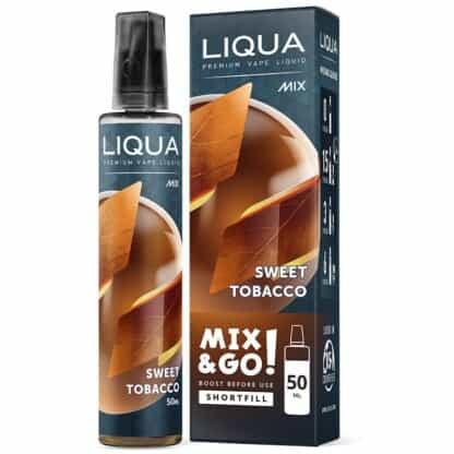 Sweet Tobacco Liqua Mix&GO Shortfill