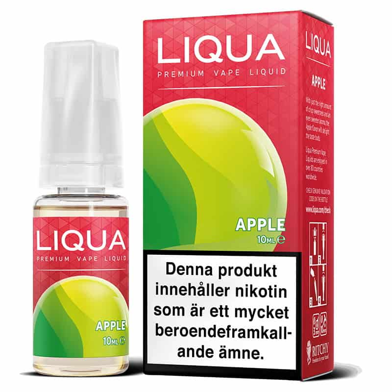 Apple Liqua 10ml