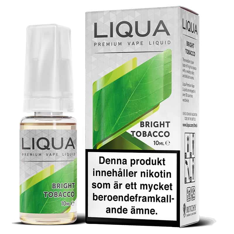 Bright Tobacco Liqua 10ml
