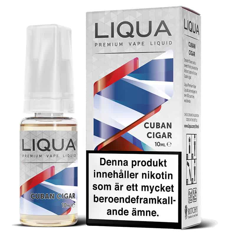 Cuban Cigar Liqua 10ml