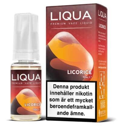 Licorice Liqua 10ml