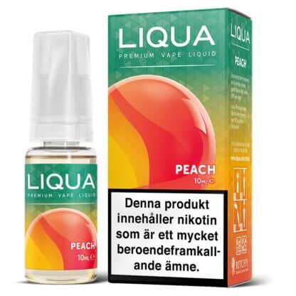 Peach Liqua 10ml