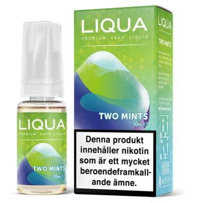 Two Mints Liqua 10ml