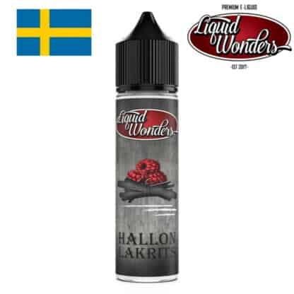 Hallonlakrits V2 Liquid Wonders Shortfill 50ml