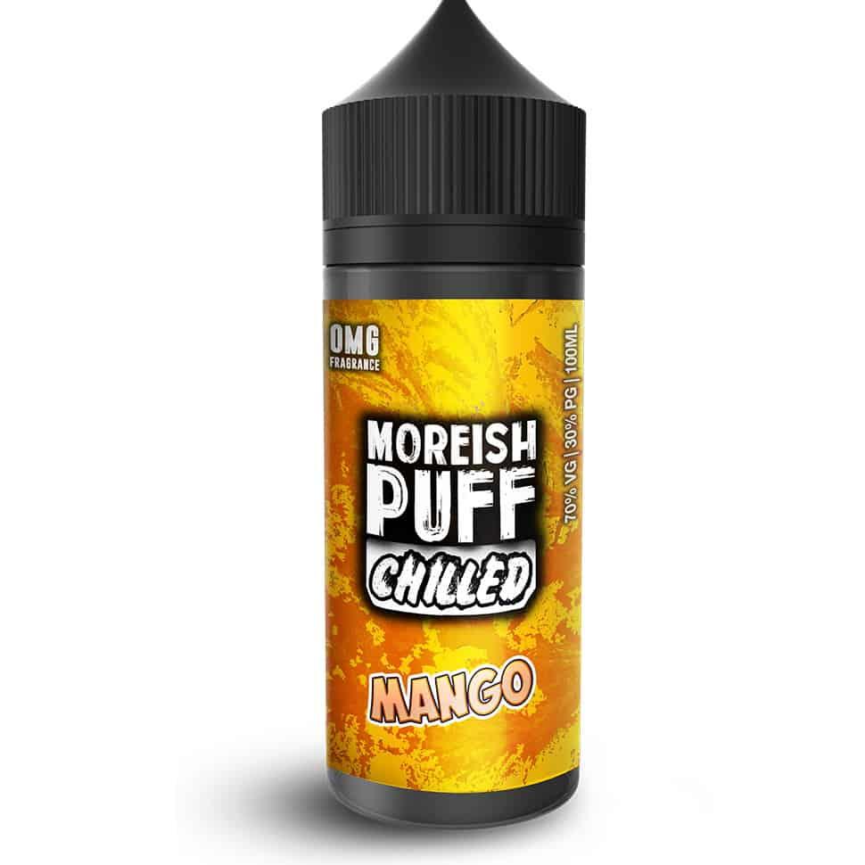 Mango Chilled Moreish Puff