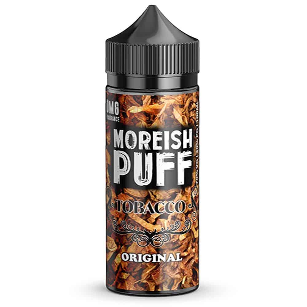 Original Tobacco Moreish Puff Shortfill 100ml