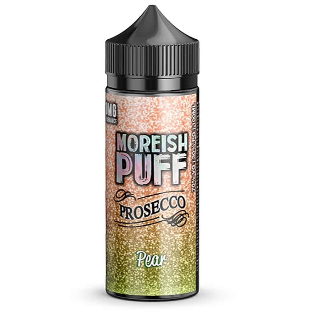 Pear Prosecco Moreish Puff Shortfill 100ml