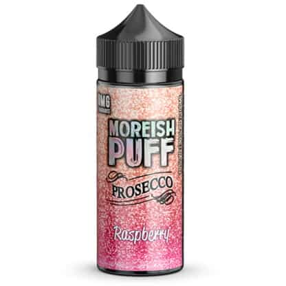 Raspberry Prosecco Moreish Puff Shortfill 100ml