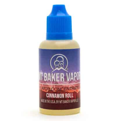 Cinnamon Roll 30ml Flavor Concentrate by Mt Baker Vapor
