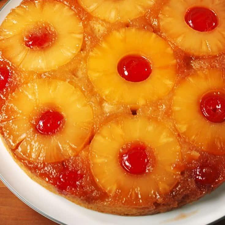 Pineapple Upside Down Cake Mt Baker Vapor