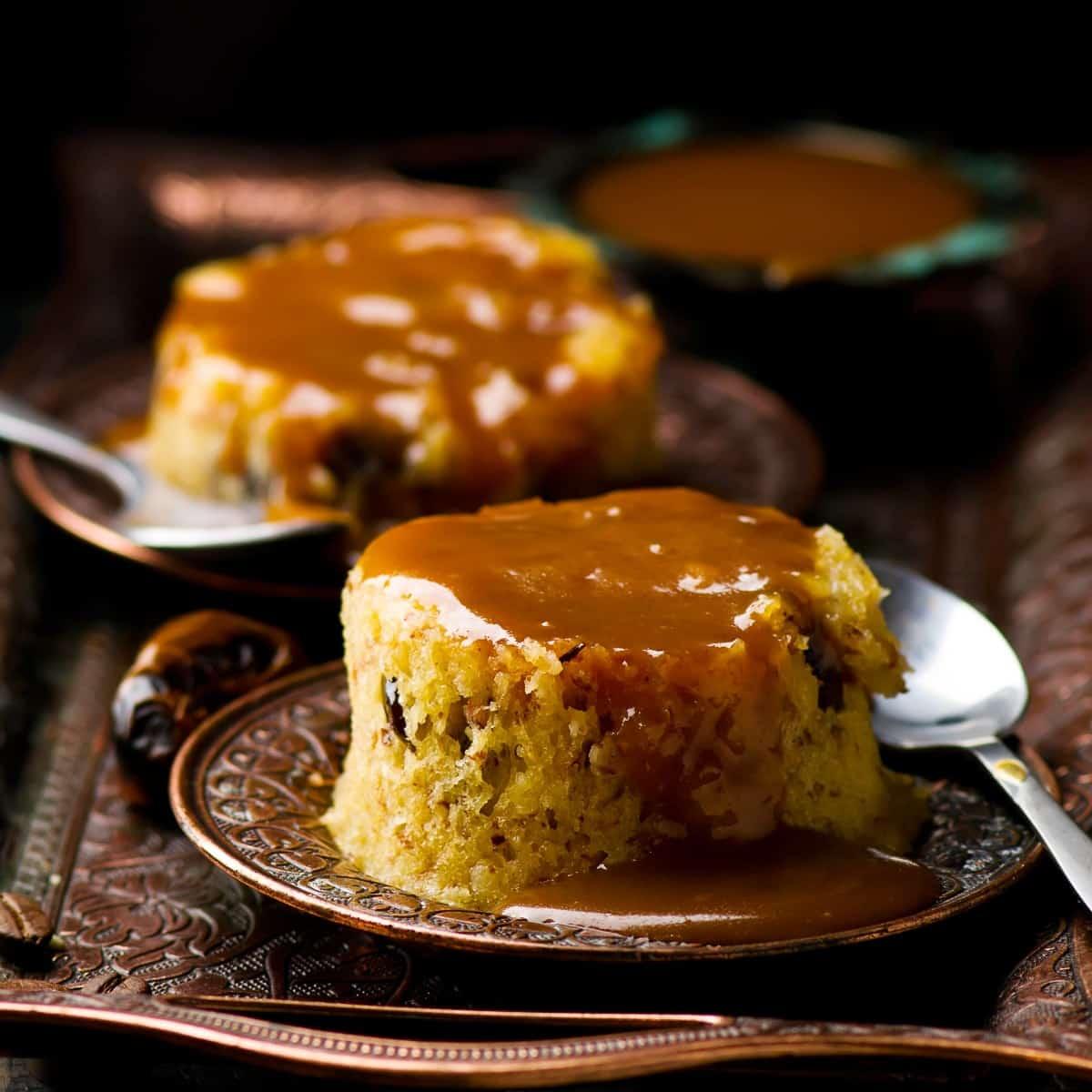 Sticky Toffee Pudding Mt Baker Vapor