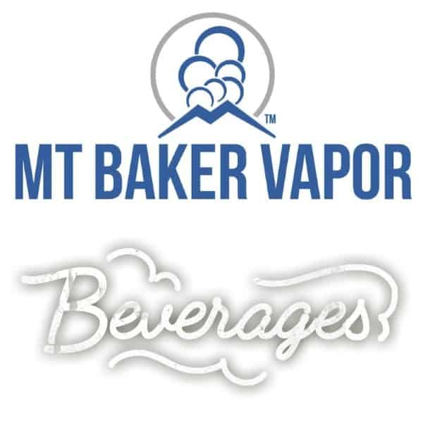 Mt Baker Vapor Custom Shortfills Beverages