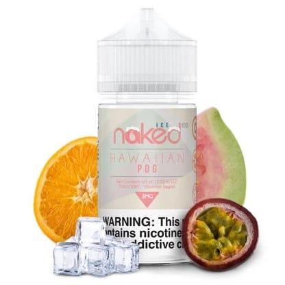 Hawaiian Pog Ice Naked100 Ice Shortfill 50ml