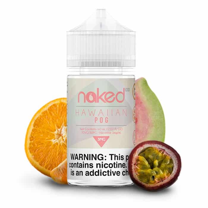 Hawaiian Pog Naked 100 Shortfill 50ml