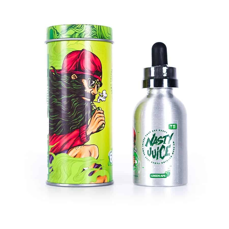 Green Ape Nasty Juice Shortfill 50ml