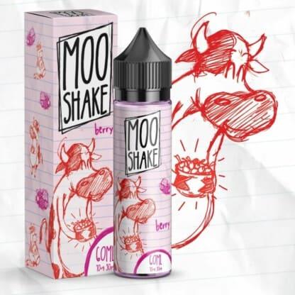 Berry Moo Shake Shortfill 50ml