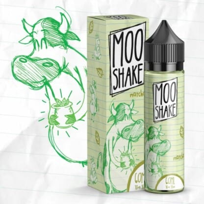 Matcha Moo Shake Shortfill 50ml