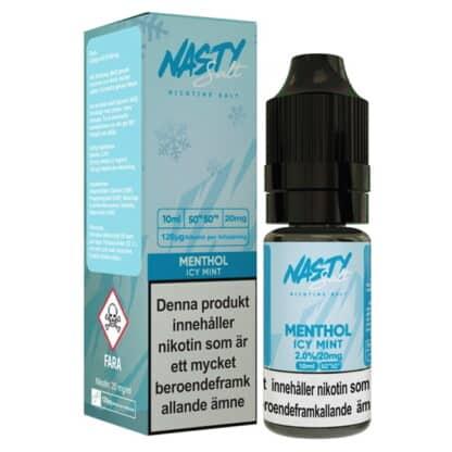 Menthol Nasty Salt 20mg 10ml
