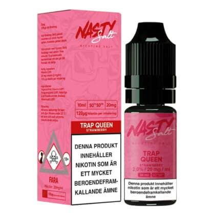 Trap Queen Nasty Salt 20mg 10ml